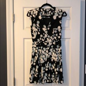 FRENCH CONNECTION SNOWFLAKE DRESS